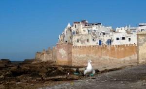 Muren runt Essaouira