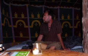 Chrille i ett beduintalt