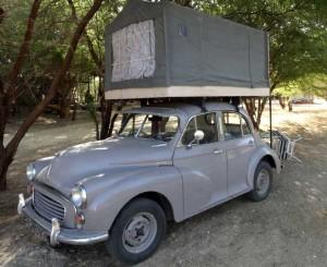 Morris Mini från 1953