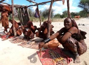 Himba folket