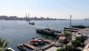 Suez kanalen