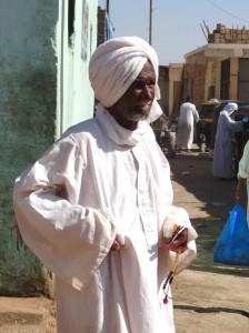En vanlig syn i Sudan